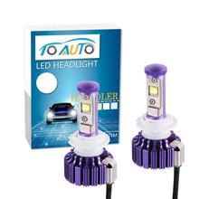 led automotivo bixenon 60W 6000Lm plug and play Conversion Kit H4 H7 H11 9005 9006 car hid headlight headlamp bulb 3S(China)