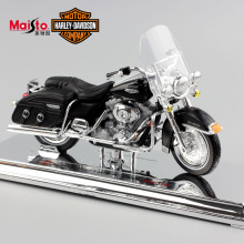 1:18 scale Harley 2001 FLHRCI Road King Classic diecast motorcycle Cruiser Race styling auto moto motorbike cars toys for boys