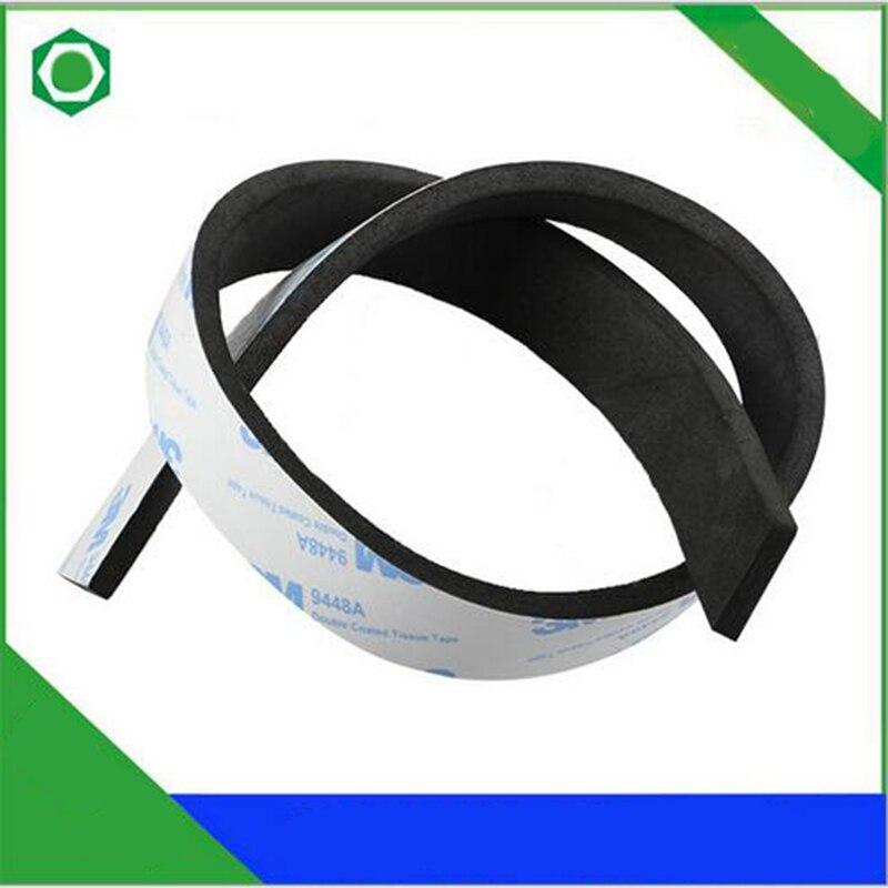 2pcs/lot Vacuum Cleaner Parts 2cm*54cm*0.5cm Bumper Strip for iRobot Vacuum Cleaner<br><br>Aliexpress