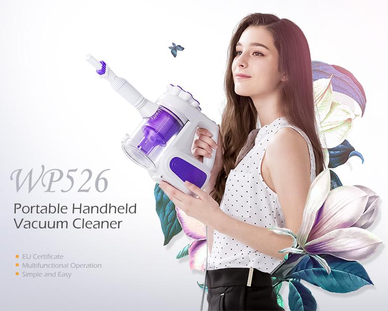 Aspirateur de ménage portable PUPPYOO 6