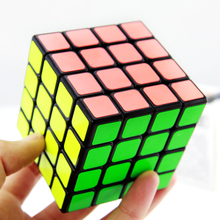 YJ8312 High Quality 4*4*4 Magic Cube Dedicated Game Hand Spinner Stress Cube Puzzle Neo Cube Puzzle Toys For Children Adult