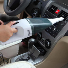 free shipping Handheld Portable Dust Vacuum Cleaner Wet Dry Dual-Use 12V 60W Car Vacuum Cleaner Car Accessories