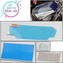 Hot sales For HONDA NC750 NC750S NC750X NC700 S/X Cluster Scratch Protection Film Screen Protector 2014 2015 2016