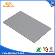 500pcs/lot ISO7816 AT88SC102 chip blank smart card contact IC card