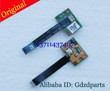 New laptop switch board with Cable for hp dm4-1000 compaq CQ32 g32 dv3-4000 power button switch board 6050A2318201