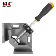 MX-DEMEL 90 Degree Corner Right Angle Carbide Vice Clamps Woodworking Clip DIY Photo Frame Aquarium Furniture Frame Hand Tools(China)