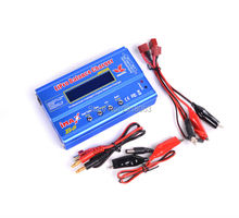 iMAX B6 Lipro NiMh Li-ion Ni-Cd RC Battery Balance Digital Charger Discharger Imax B6 AC charger(China)