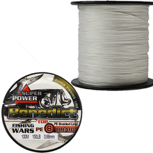 100M japan multifilament braided fishing line 150LB 200LB 250LB supper strong saltwater fishing 8X fishing tools 0.68mm-0.80mm(China)