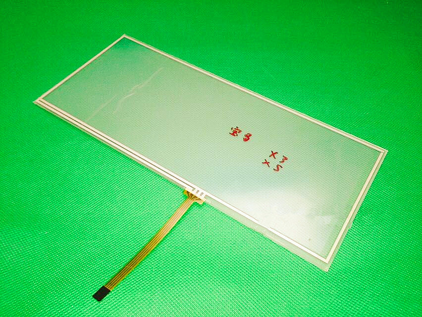 8.8 inch TOUCH For X3 X5 228mm*100mm 228*100mm 4 wire Resistive Touch screen CAR GPS Navigation digitizer panel<br>