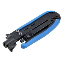 1PC High Quality RG6 RG11 RG59 Coaxial Cable Crimper Compression Tool For F Connector CATV Satellite Stock Offer