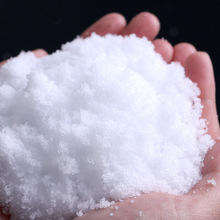 500g/Bag Christmas Instant Magic Xmas Tree DIY Decorations Snow Powder Artificial Just Add Water Fake Real Snow Flakes(China)