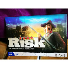 Risk Clouds Of War Games Chess Board Game RISK GAME Big Battle Puzzle Toys For Children With English Instructions