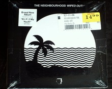 Neighbourhood - Wiped Out! USA Original CD SEALED Digipak 41CD Store store