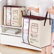 Bags for Storing Clothes Luggage Bags Women Home Storage Organization Waterproof Clothes Bags Packages Storage Bags for School(China)