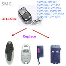 2X free shipping Copy CAME TOP432EE remote contol. 2-channel Came Top 432 EE remote control (fixed code, frequency 433,92 MHz)(China)