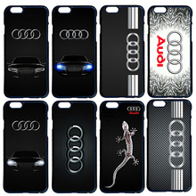 For Audi Case Cover for Samsung Galaxy Note 3 4 5 S3 S4 S5 Mini S6 S7 S8 Edge Plus iPhone 4 4S 5 5S SE 5C 6 6S 7 8 Plus iPod 5