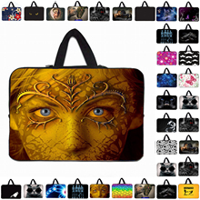 "Computer Accessories Laptop Sleeve 13 inch 13.3"" Ultrabook Carry Cases Cover Boys Girls Neoprene Handle Bag Pouch Protector Bags"