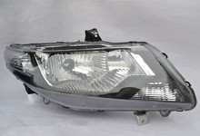 2PCS High quality Replacement front head lights lamp for HONDA CITY GM2/GM3 2009 2010 2011