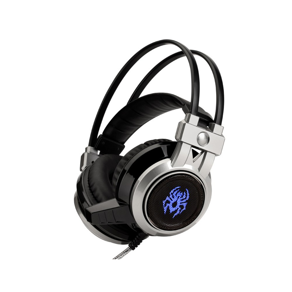 Fashion New Style Light + vibration sense headphones gaming headset USB Cable 2.4M Office Computer earphone with microphone Gift<br><br>Aliexpress