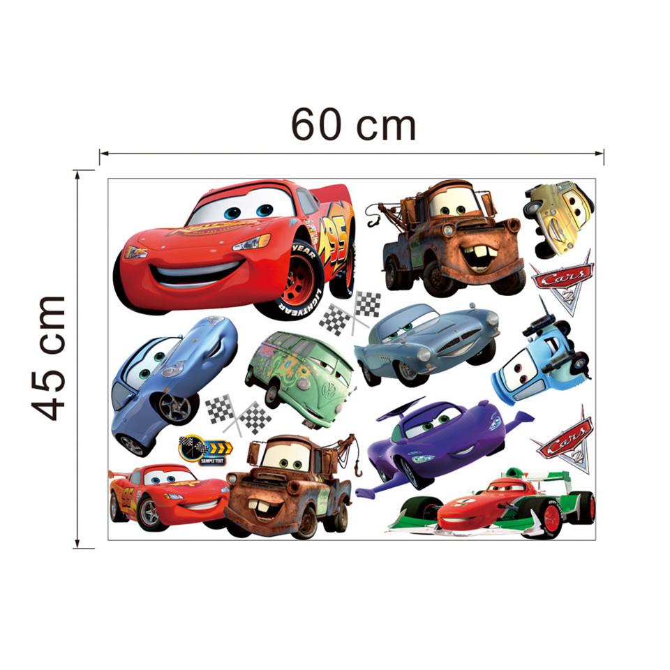 HTB1nLWtXbZnBKNjSZFrq6yRLFXa4 - Super Cars McQueen Wall Decoration Sticker For Boys Kid Rooms-Free Shipping