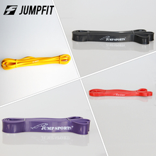 Wholesale New 4psc/lot 4 Levels/Pack Pull Up Assist Expander Bands Crossfit Exercise Body Fitness Resistance Loop Power Band 208(China)
