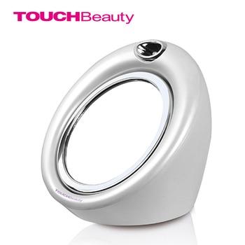TOUCHBeauty Maquillage Miroir LEDcwith Lumière, haute Qualité ABS, perle Blanc TB-0989