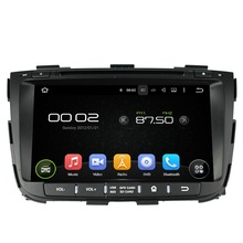 "8"" Android Car DVD Player with TV/BT GPS 3G WIFI DVR OBD2,Car PC/multimedia headunit Audio/Radio/Stereo for kia SORENTO 2013(China)"