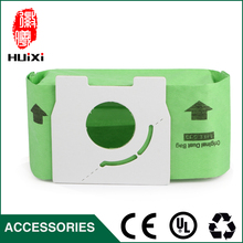 Green paper dust bags and change bags of vacuum cleaner accessories for MC-CA291  MC-CA293  MC-CA391 etc