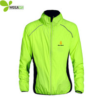 WOLFBIKE Tour de France Cycling jersey coat Rain Coat Long Sleeve Jersey windproof Shirt waterproof  Bicycle cycling jackets men