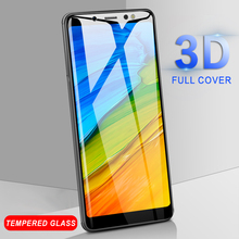 3D protective glass Xiaomi redmi 6 pro 6a 5 plus Note 5 6 mi a2 lite Tempered Glass MI 8 SE lite glass Screen Protector