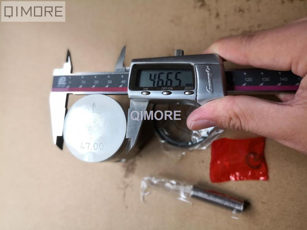 JOG70 Piston Set-10mm 8