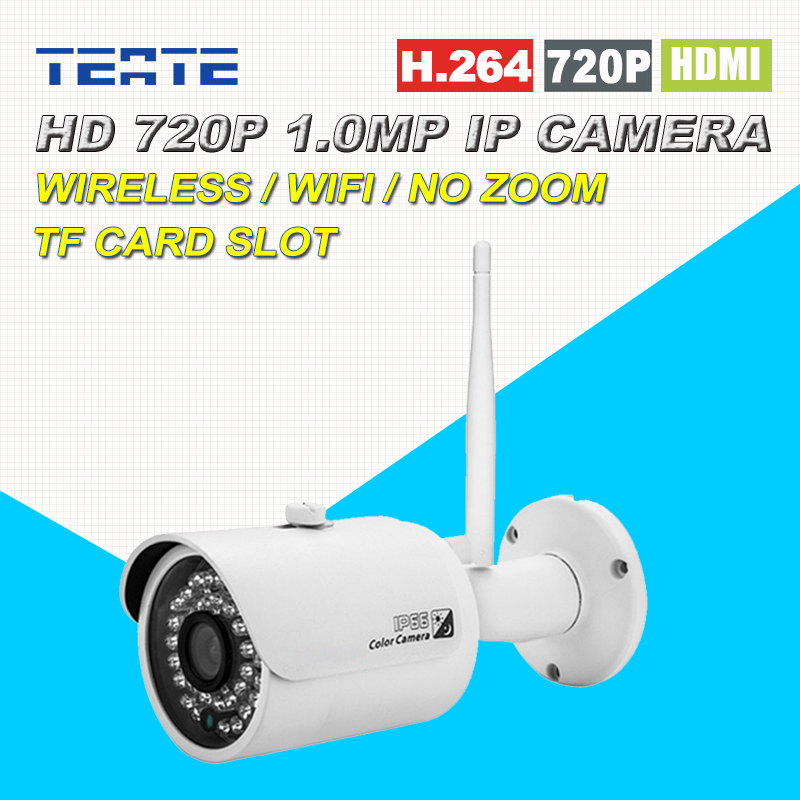 High Definition 720P 1080P Wireless IP Camera HD outdoor Waterproof IR-CUT for P2P Plug and Play security camera surveillance<br>