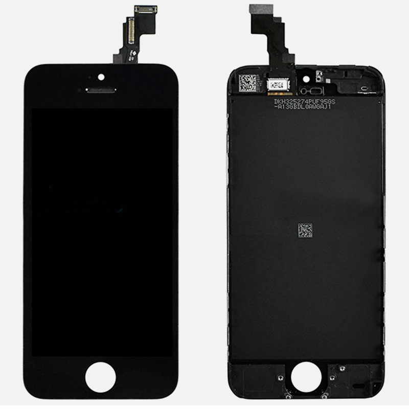 Full LCD Display Touch Screen Digitizer Assembly For iPhone 5C Black Free Shipping<br><br>Aliexpress
