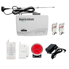 Two Antenna Wireless Home Alarm System Security GSM Alarm System(China)