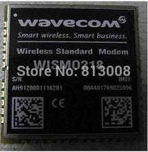 WISMO218  Wavecom GPS GPRS GNSS Wireless 3G Module 100% New Original Guniune Distributor Emax 2PCS Free Ship JINYUSHI stock
