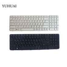 Russian Keyboard for HP Pavilion G6-2000 G6Z-2000 g6-2100 G6-2163sr AER36Q02310 R36 series RU laptop keyboard with frame