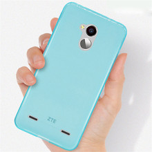 For ZTE Blade V7 Lite Case Ultra Thin Silicon TPU Soft Gel Back Cover Phone Cases For ZTE Blade A2 Case 5.0 inch Funda Capa