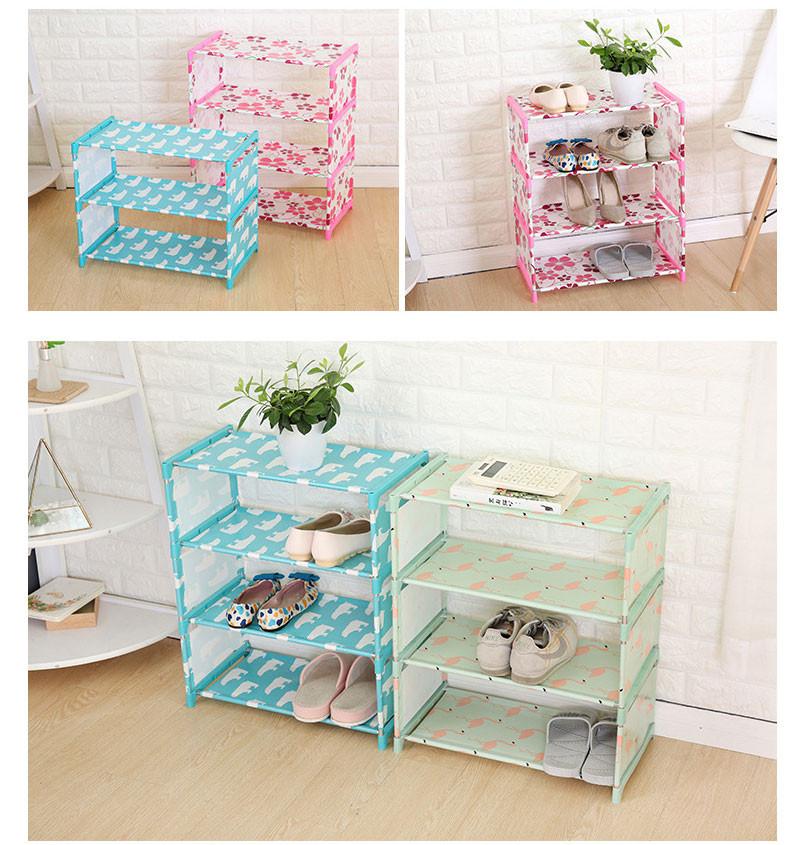 storage racks (4)