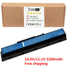 10.8V/11.1V 5200mAh FOR Acer Packard Bell Model NEW90 MS2268 MS2273 Battery AS09A41 AS09A51 AS09A31