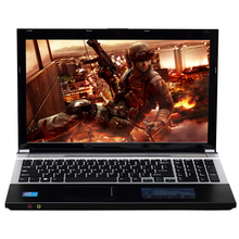 8G RAM 320GB HDD 15.6inch Quad Core J1900 Windows 7/8.1 with DVD ROM computador free shipping laptop