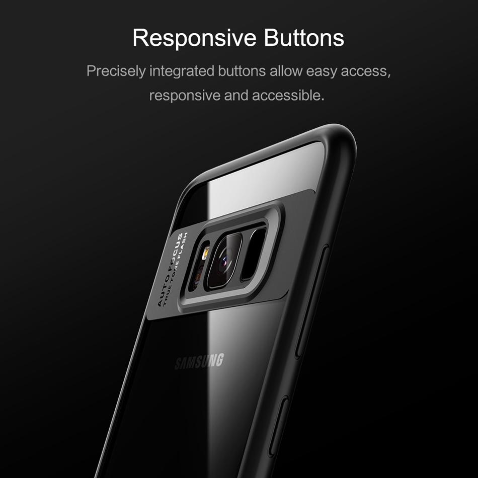 Ümbris – Samsung Galaxy S8, S8 Plus