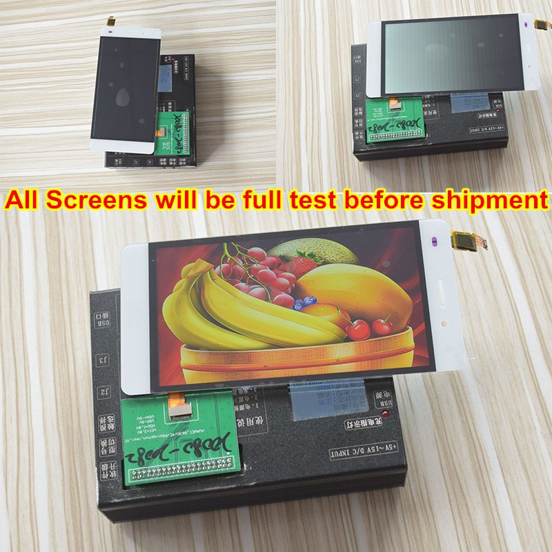 LCD ekraan – ZTE Blade V7