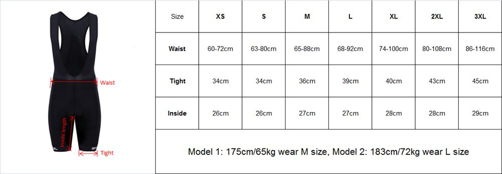 SPEXCEL-high-quality-classic-bib-shorts-race-bicycle-bottom-Ropa-Ciclismo-bike-pants-4D-gel-pad (1)