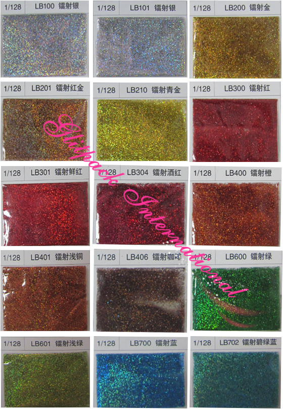 1kg wholesale Nail Flakes Bling Laser Nail Art Sequins Holographic Glitter Powder Paillettes Ultra-fine Shining Pigment Dust <br>