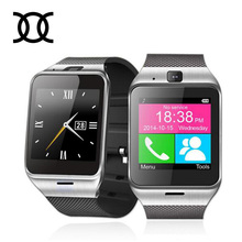 Original GV18 Bluetooth Smart Watch APLUS Smartwatch android Wrist watch with camera support NFC SIM for Android IOS Smart Phone