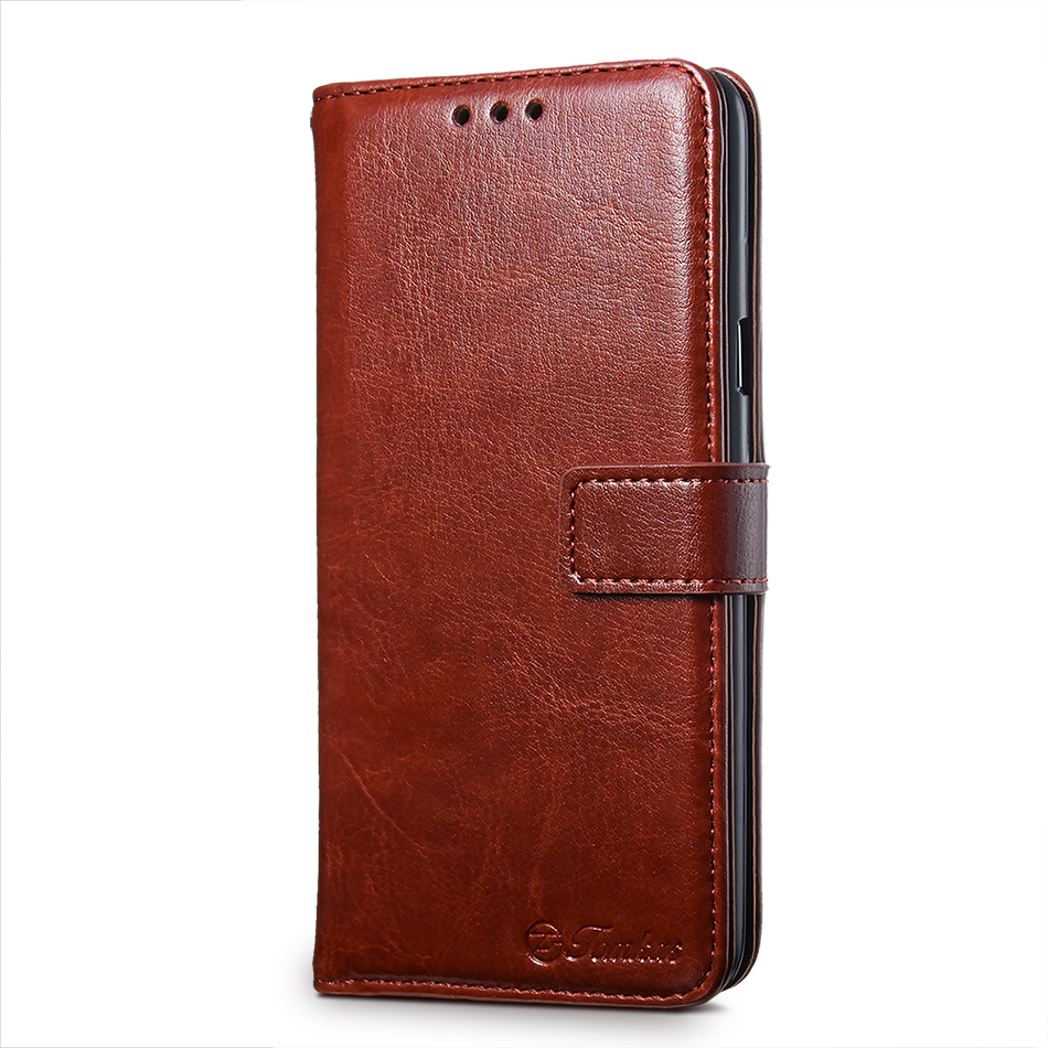 TOMKAS Wallet Case For Samsung Galaxy Note 9 Case Business Leather PU Case For Samsung S8 S9 Plus S7 Edge Note 8 Coque