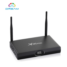 Buy 5pcs X95 PRO Amlogic S905X Smart Android 6.0 TV BOX Quad Core 2GB 16GB Wifi HDMI 2.0A Bluetooth 4.0 Pre-installed for $225.89 in AliExpress store