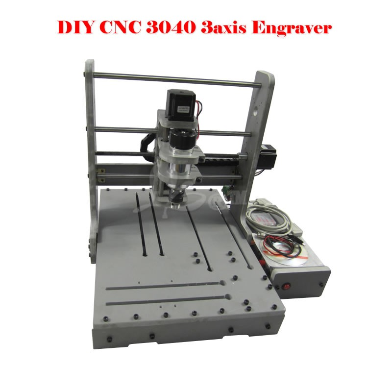 DIY CNC 3040 3axis (2)