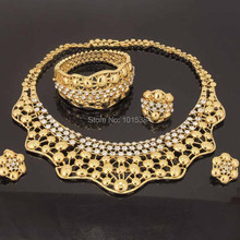 2017 new sale United Kingdom Royal Household Style Women Fashion Jewelry Set Imperial Crown Clear Crystal Party Jewellery Sets