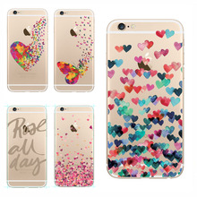 Hot Selling Hard PC Phone Cases For iPhone 7 5S SE 5 6 Plus 6s Plus 7 Plus Cover Phone Bags Fundas Capa Free Shipping